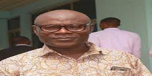 Stephen Okpoti Mensah