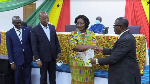 CIB Ghana president honoured for integrity, accountability