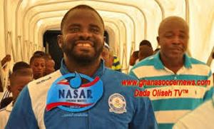 Former Asante Kotoko goalkeeper, Lawrence Osei Boateng