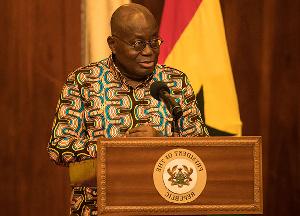Akufo-Addo declares 2021 as year of roads again