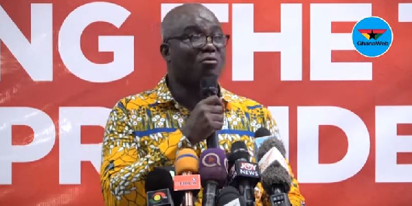 Akufo-Addo govt borrowed cereals, failed to pay back - MP