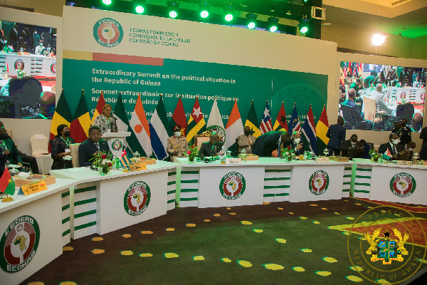 Guinea coup: Time for ECOWAS to discipline undemocratic leaders – Frank Davies