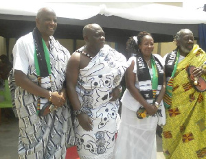 Some Ghanaian diasporans