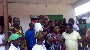 Angry Ndc Supporters Newly