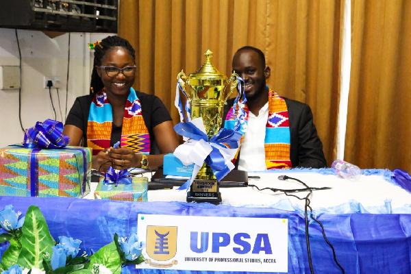 UPSA wins 2019 Newsroom Contest