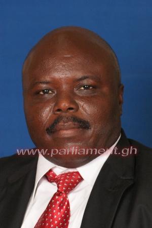Hon. Joseph Cudjoe, Effia MP