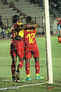 Abdulai Mukarama and Grace Animah were impressive at the World Cup last year