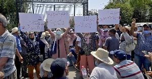Mass protests caused President Saied to dissolve parliament and fire Prime Minister