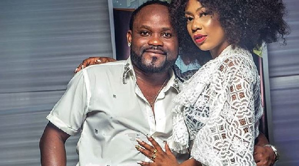 Selly Galley and her husband Praye Tietia