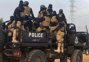 Paramilitary Vigilante