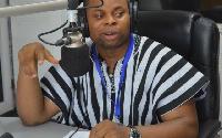 Franklin Cudjoe, President of policy think tank, IMANI Africa
