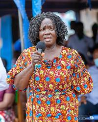 NDC running-mate, Naana Jane Opoku-Agyemang