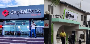 Workers of UT and Capital banks will be migrated onto GCB Bank service conditions