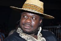 President of the Musicians Union of Ghana (MUSIGA), Bice Osei Kuffour