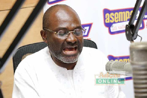 Kennedy Agyapong AsempaFM1