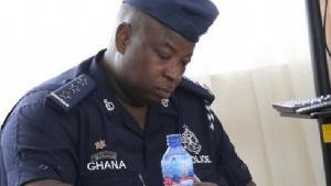 Deputy Superintendent of Police, Samuel K. Azugu