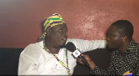 Nana Fyn said his favorite dancehall song was MzVee and Stonebwoy's 'Just Come Over'