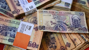 The Gambian currency is known as Dalasi