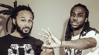 FOKN Bois made up of Mensah and Kubolor