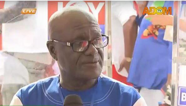Asare Bediako, Asokwa Constituency Chairman of NPP