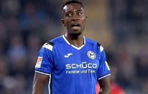 Ghanaian attacker Prince Osei Owusu