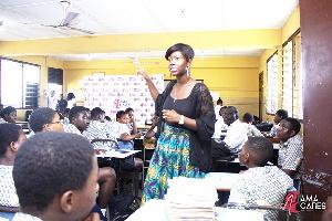 Actress Ama K Abebrese