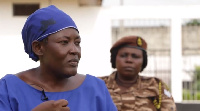 Salamatu is pleading to Ghanaians to support her appeal her sentence