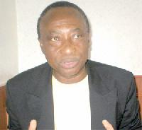 Major (Rtd) Osahene Boakye Gyan
