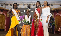 A photograph of the beauty pageants