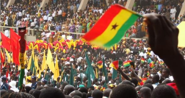 The MPI report used the seventh round of the Ghana Living Standards Survey