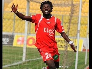 Former Hearts of Oak and Asante Kotoko forward Edward Affum