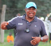 Ex-Ghana Under-17 coach Paa Kwesi Fabian