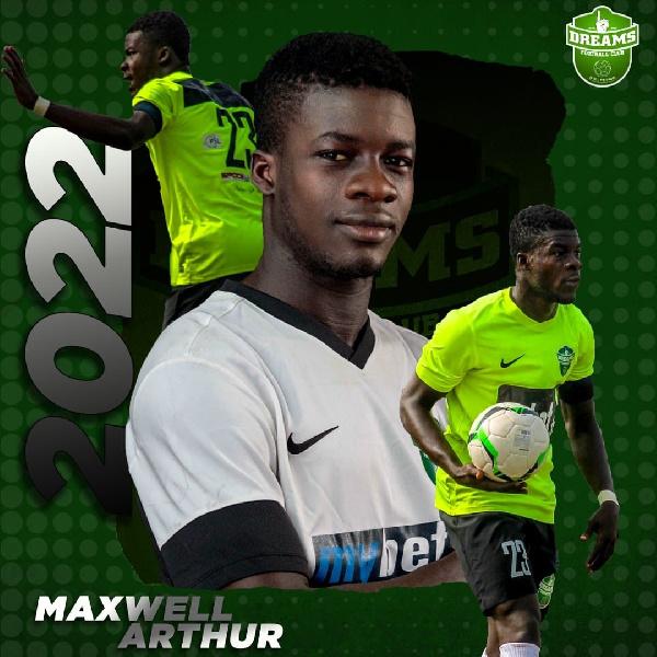 Defender, Maxwell Arthur