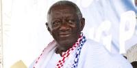 Former President John Agyekum Kuffour