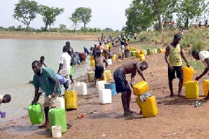 Water Shortage