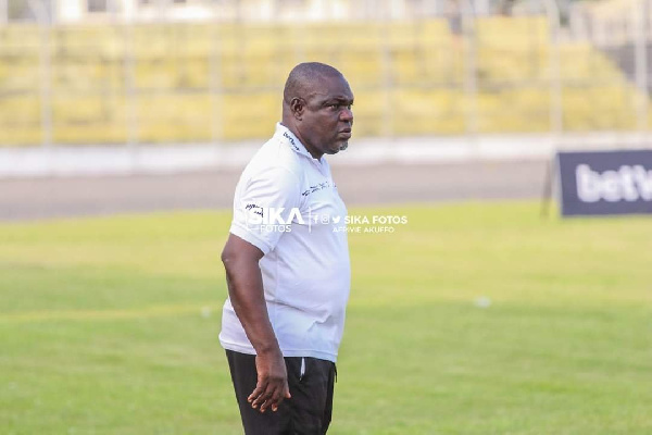 Dare me and every club secret will come out – Coach Mambo to Ashgold management