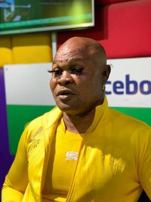 Bukom Banku, Ghanaian boxer