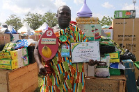 Nana Opoku Gyamfi, 2016 National Best Cocoa Farmer