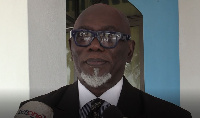 President of the Institute for Security, Disaster and Emergency Studies, Dr. Ishmael Norman