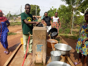 Assemblyman secures support to fix damaged boreholes