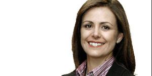 Cheryl Buss, Chief Executive of Absa International
