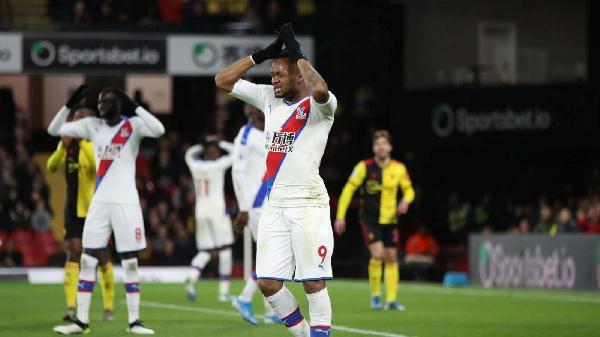 Jordan Ayew's Crystal Palace claim a point at Watford