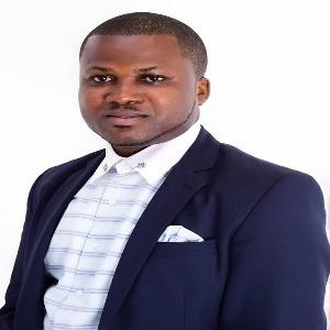 President of GRASAG, Samuel Ekow Sagoe