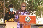 Government will guard the peace we have - Akufo-Addo