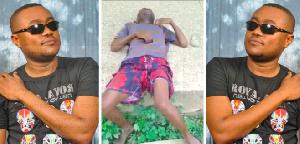 Ghanaian music producer, Gideon Darko popularly known as 'Sugartone'