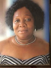The late Francisca Yizura Amoak Afoko
