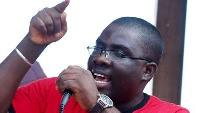 NPP Youth Organiser, Sammy Awuku