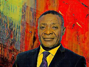 Ghanaian businessman Daniel Ofori [Photo Credit: Billionaires Africa]