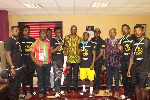 Black Bombers team