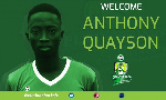 Anthony Quayson joins Elmina Sharks on loan from Hearts of Oak